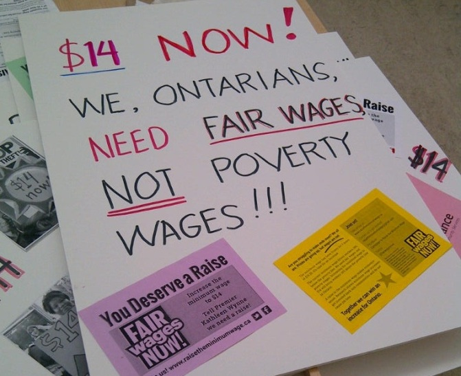 Promoting Fair Wages: A Community Action Leader in Action
