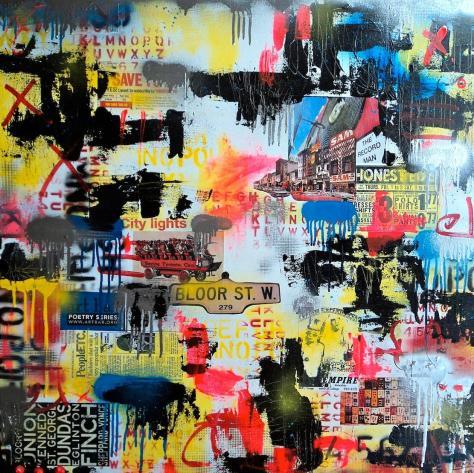 Artwork by Loretta Luzajic